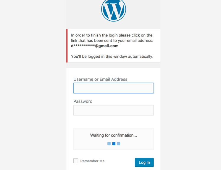 Secure Login and Two-Factor Authentication Solution for WordPress