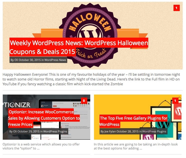 WPLift Business Directory ListWP Blogs