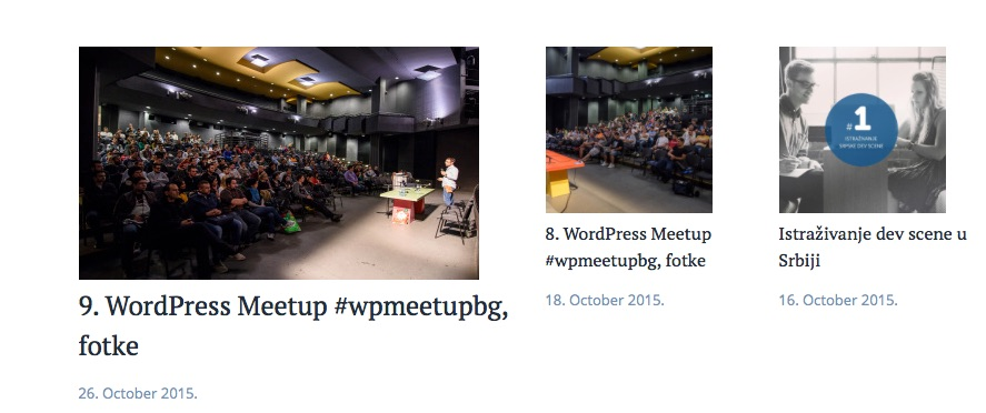 ListWP Business Directory WPSerbia WordPress Communities