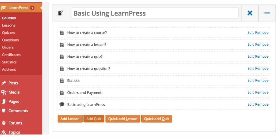 LearnPress ListWP Business Directory - Create The Ultimate LMS With These Crafty WordPress Plugins for E-Learning