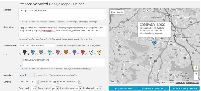 Responsive Google Maps ListWP Business Directory - Show Amazing Maps and Routes With These Adventurous WordPress Plugins