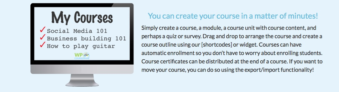 WP Courseware ListWP Business Directory - Create The Ultimate LMS With These Crafty WordPress Plugins for E-Learning