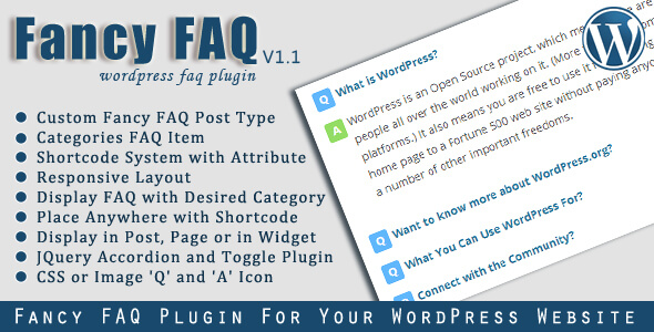 ListWP Business Directory Fancy FAQ